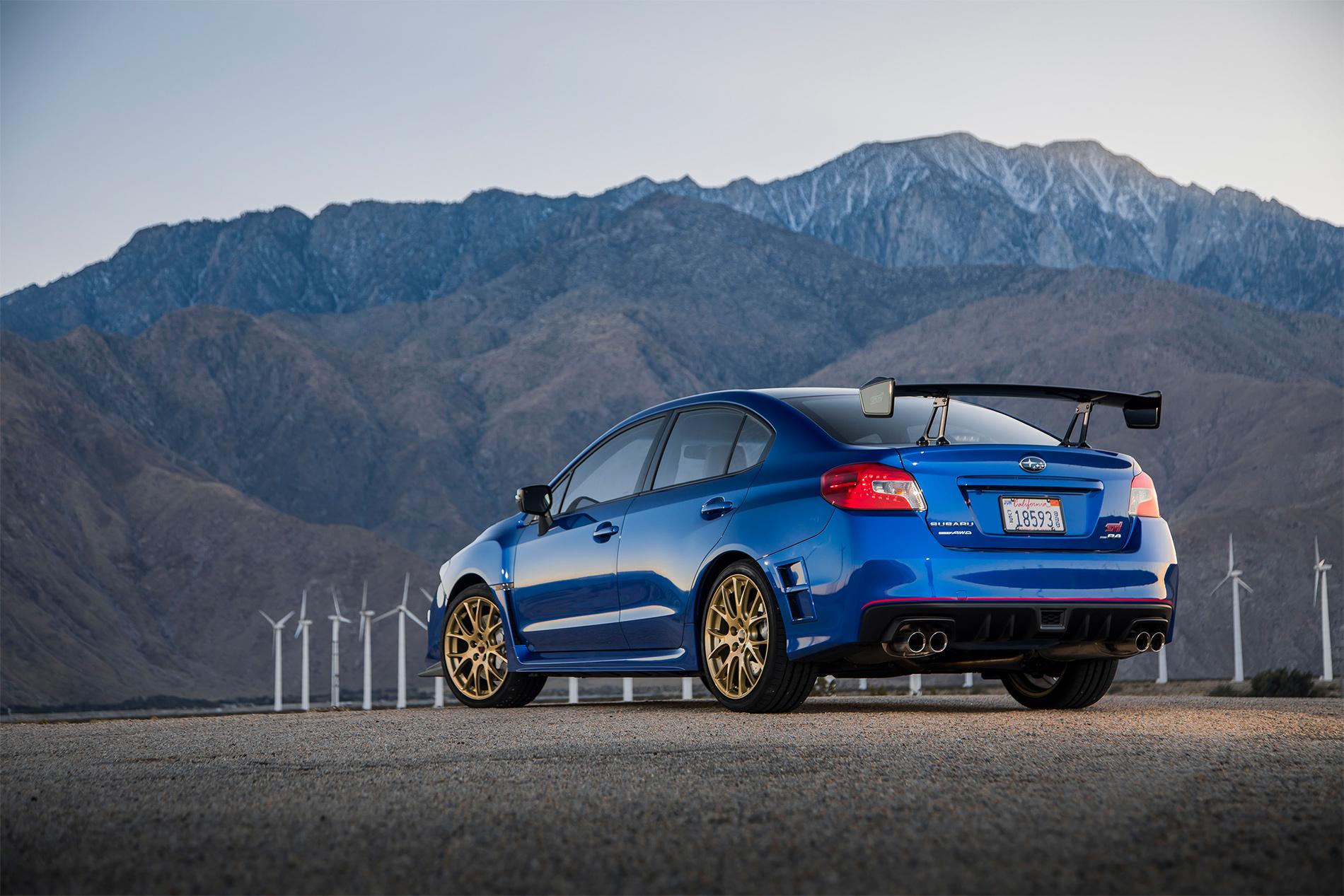 TrackWorthy - Subaru WRX STI Type RA
