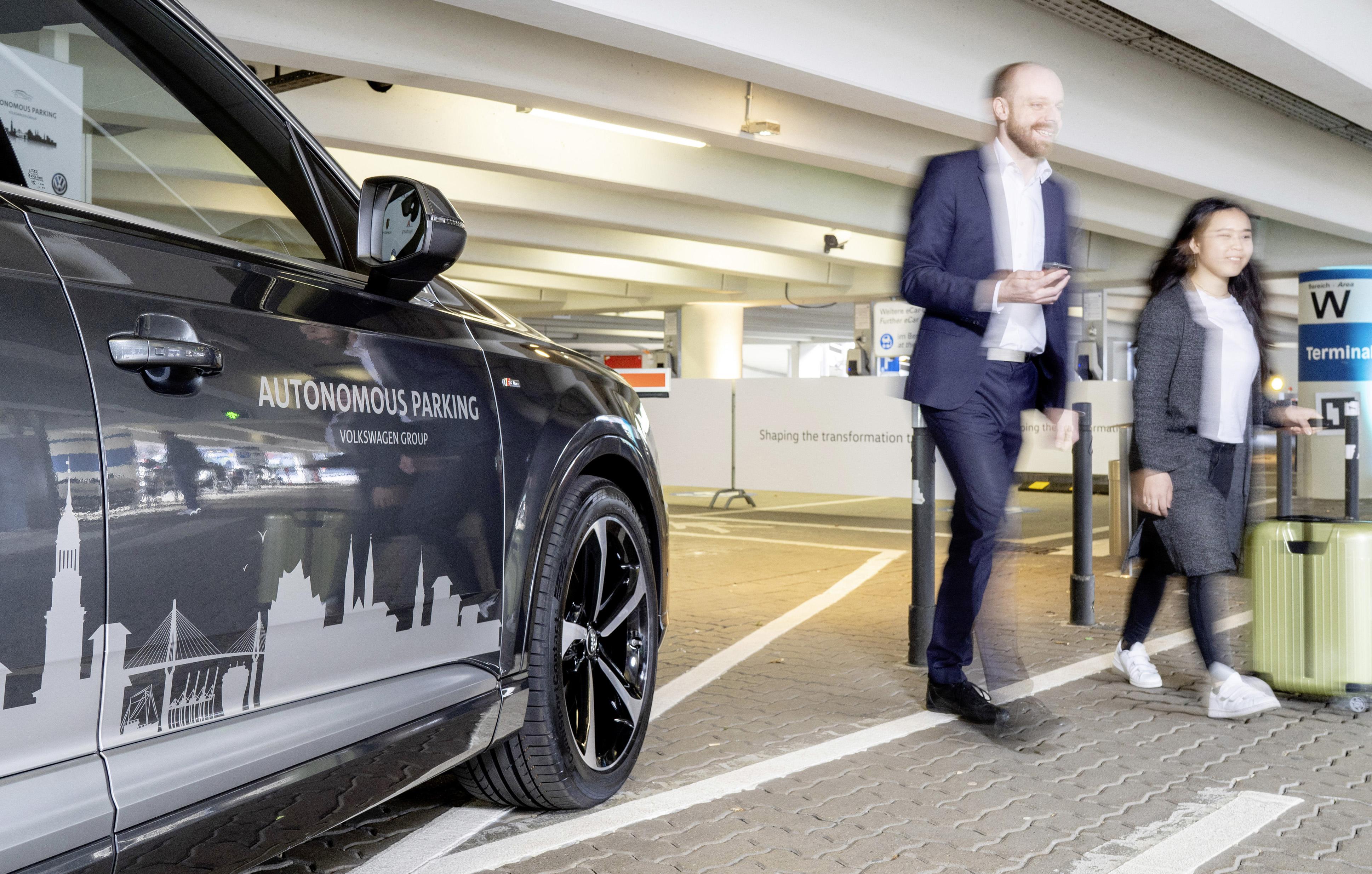 autonomous parking