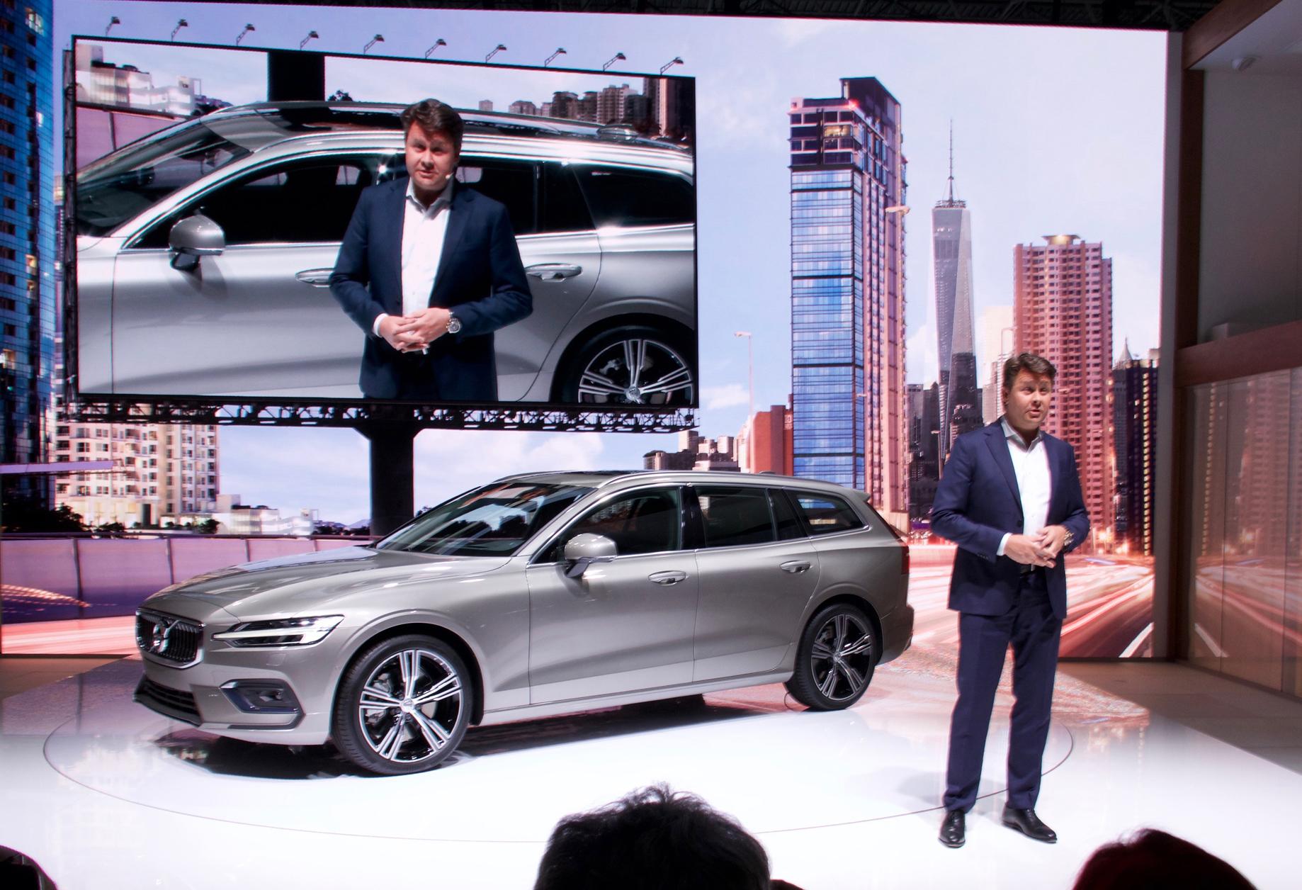 Volvo reveals NYIAS