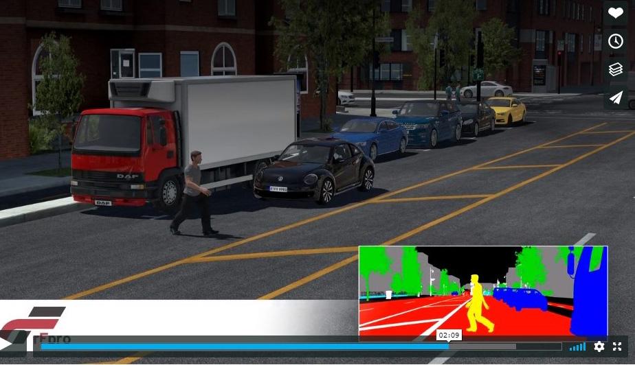 Autonomous Simulation