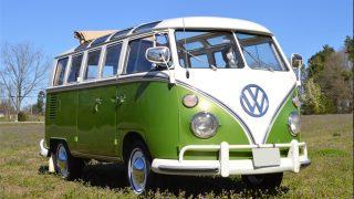 1967 Volkswagen Samba