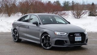 2018 Audi RS 3 Review