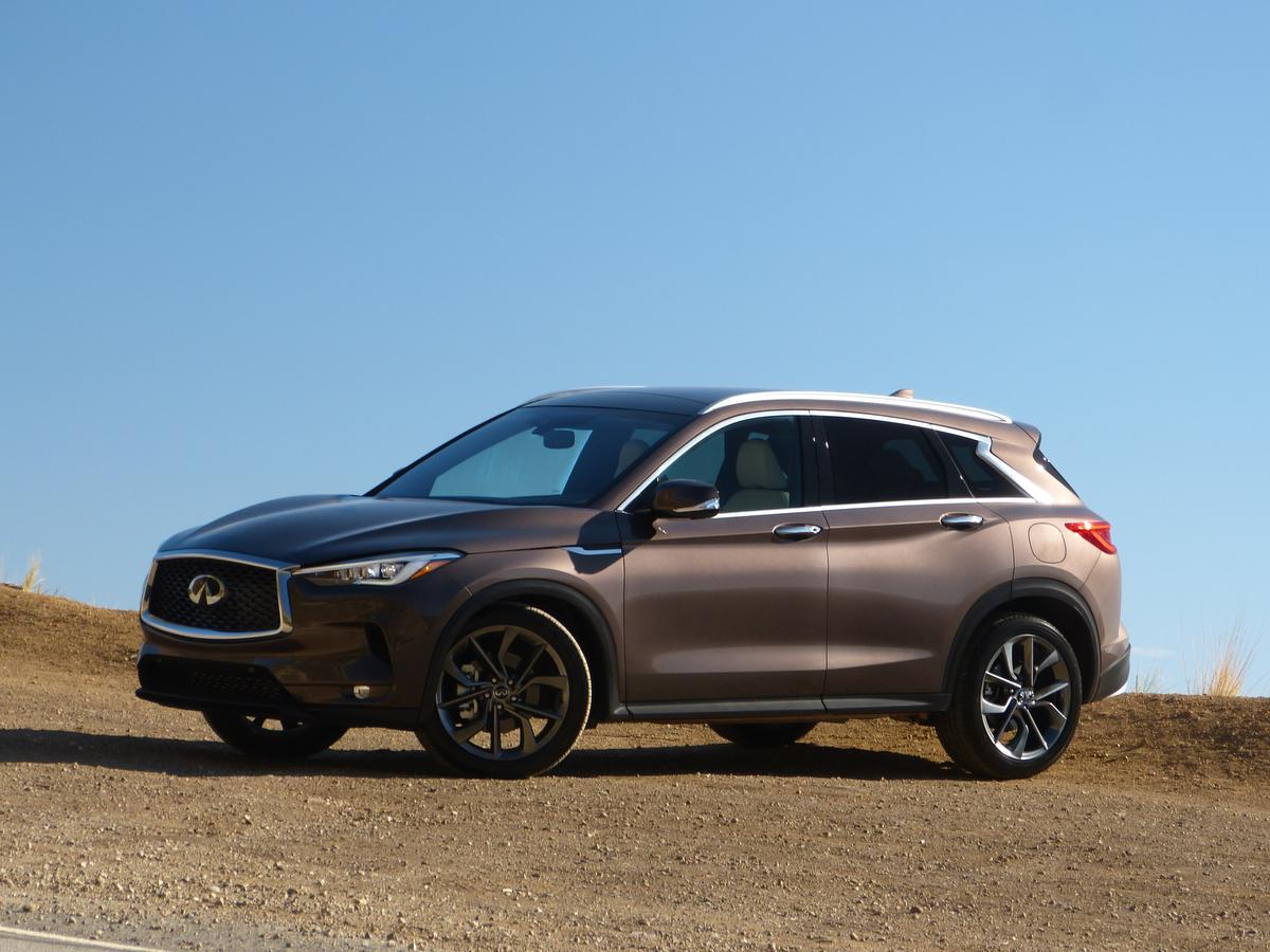 2019 Infiniti QX50 Should be on your Radar |