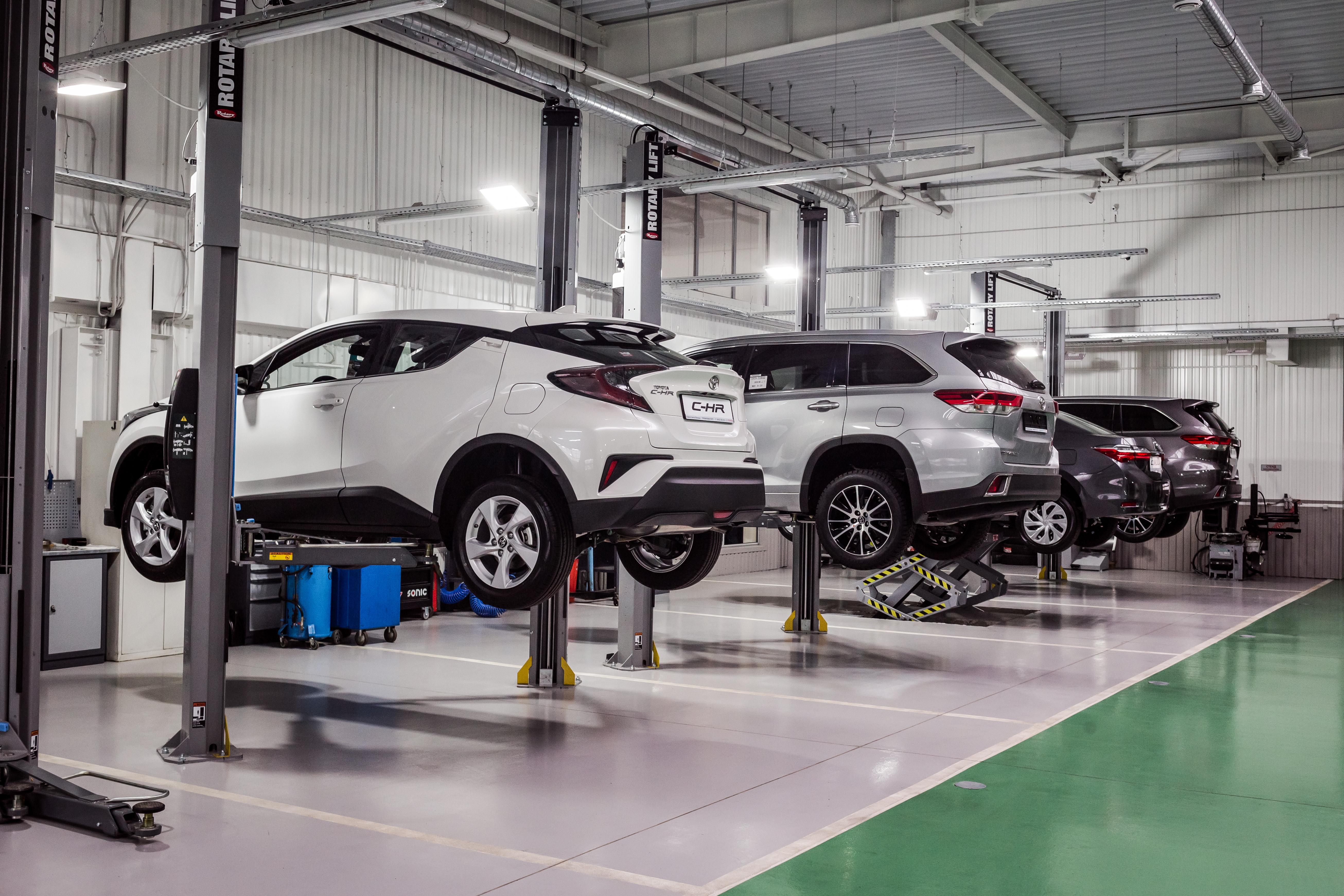 Automobile Technicians