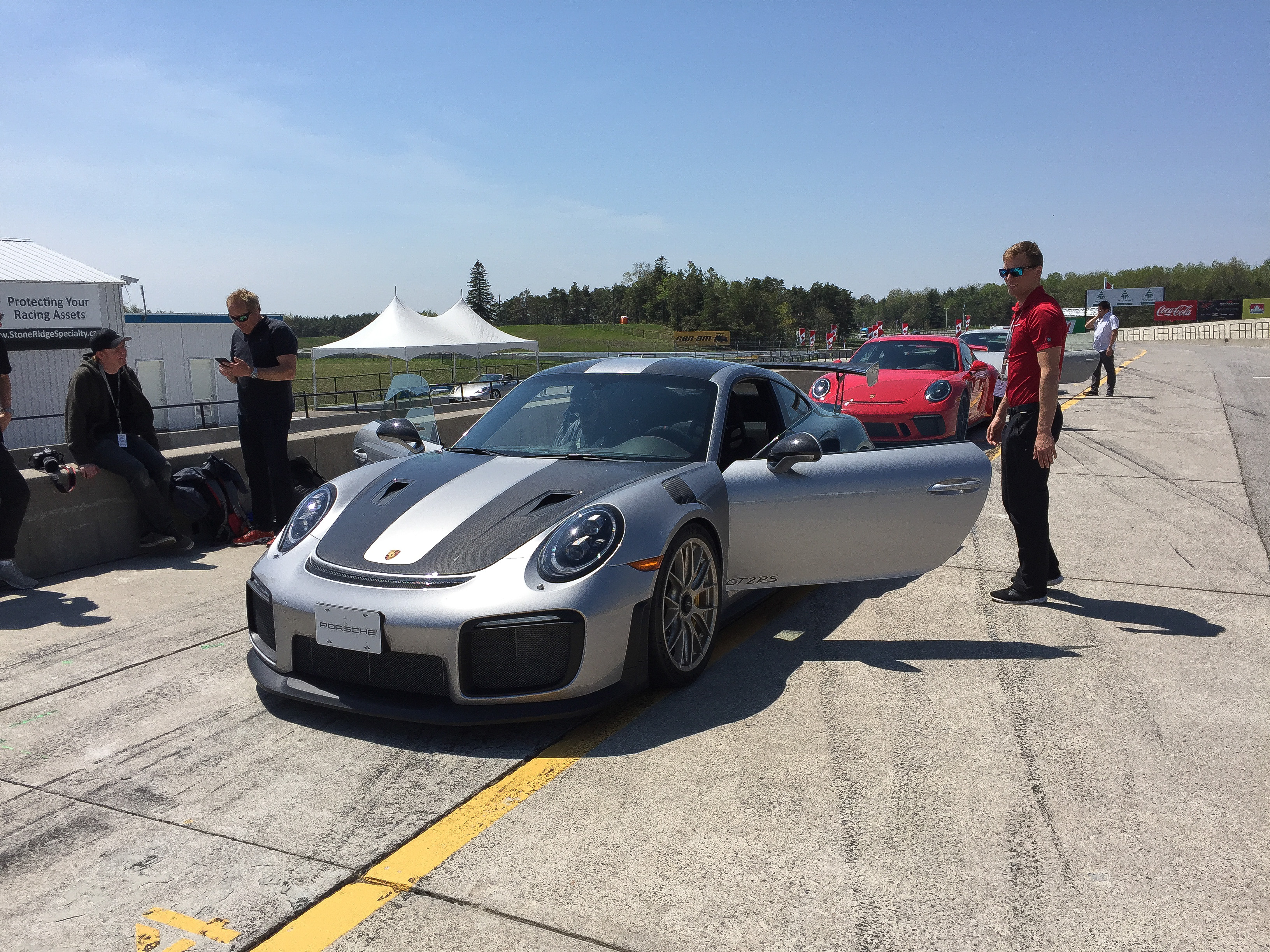 2018 Porsche 911 GT2 RS on-track review