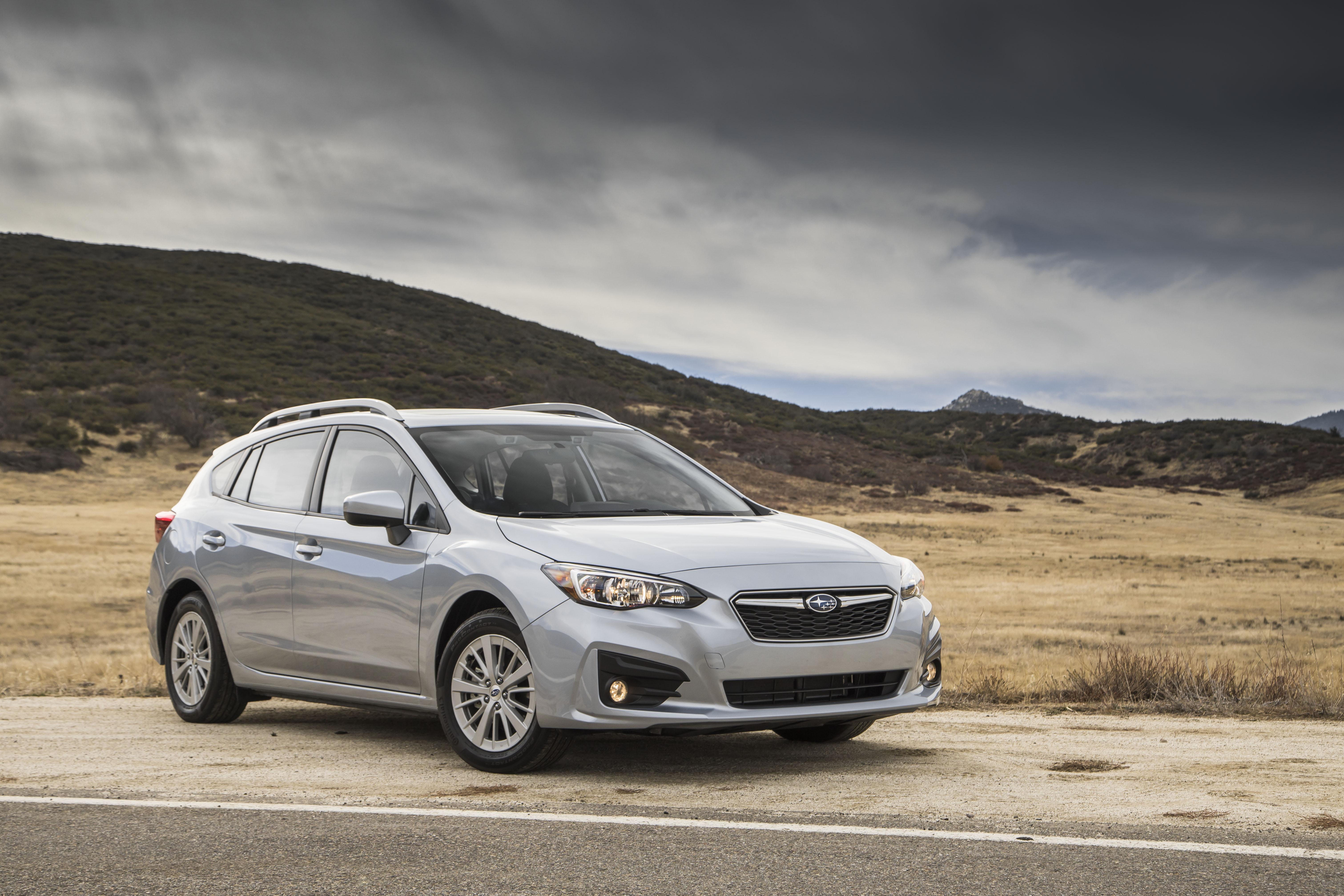 Extended Ride Review: 2018 Subaru Impreza Week 2