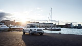 Volvo Dumps Single-use Plastics