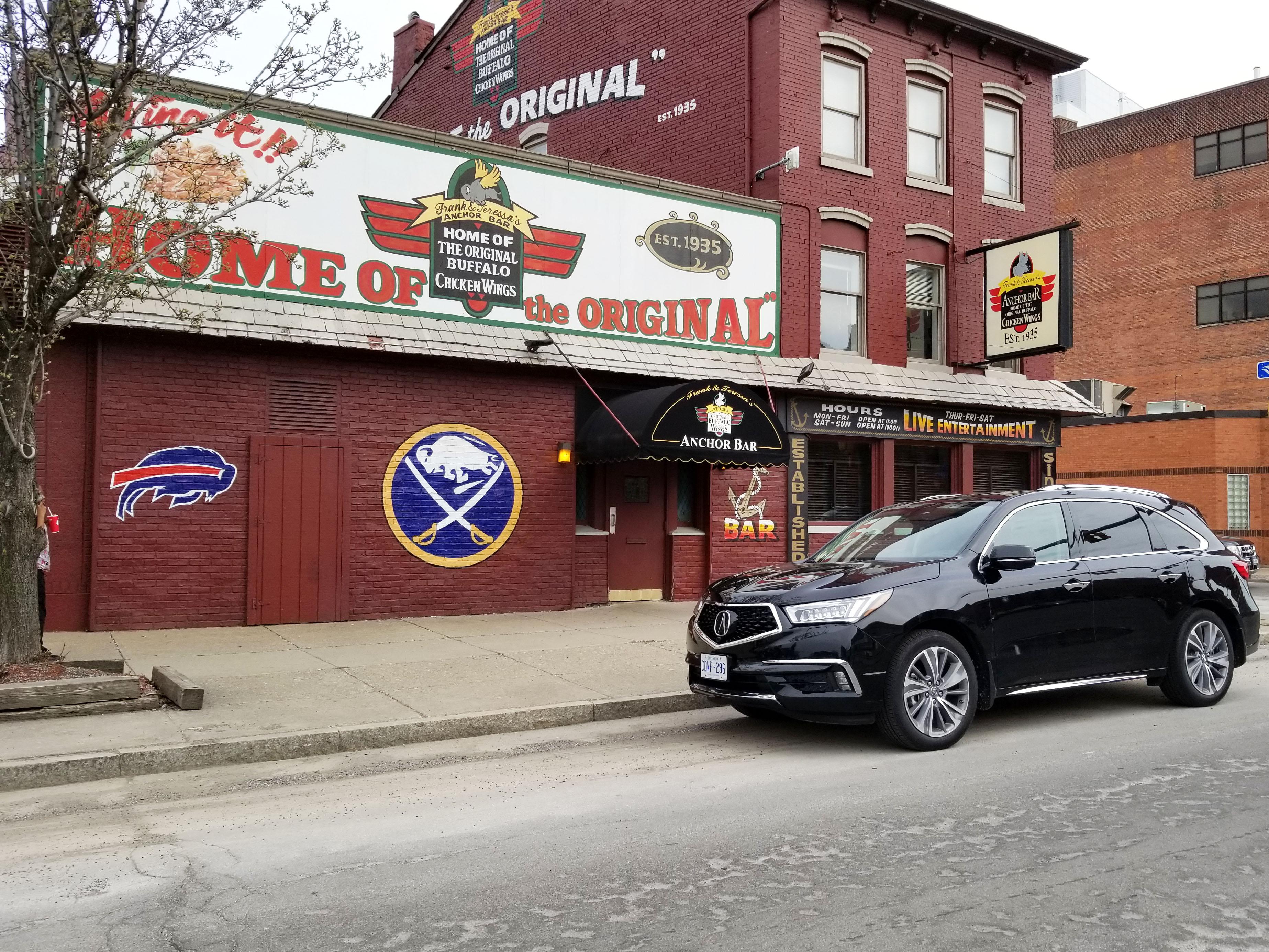 Buffalo Baseball and Wings a Perfect Rite of Spring