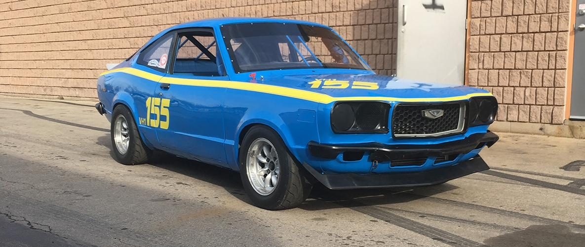 Eye Candy 1972 Mazda RX-3