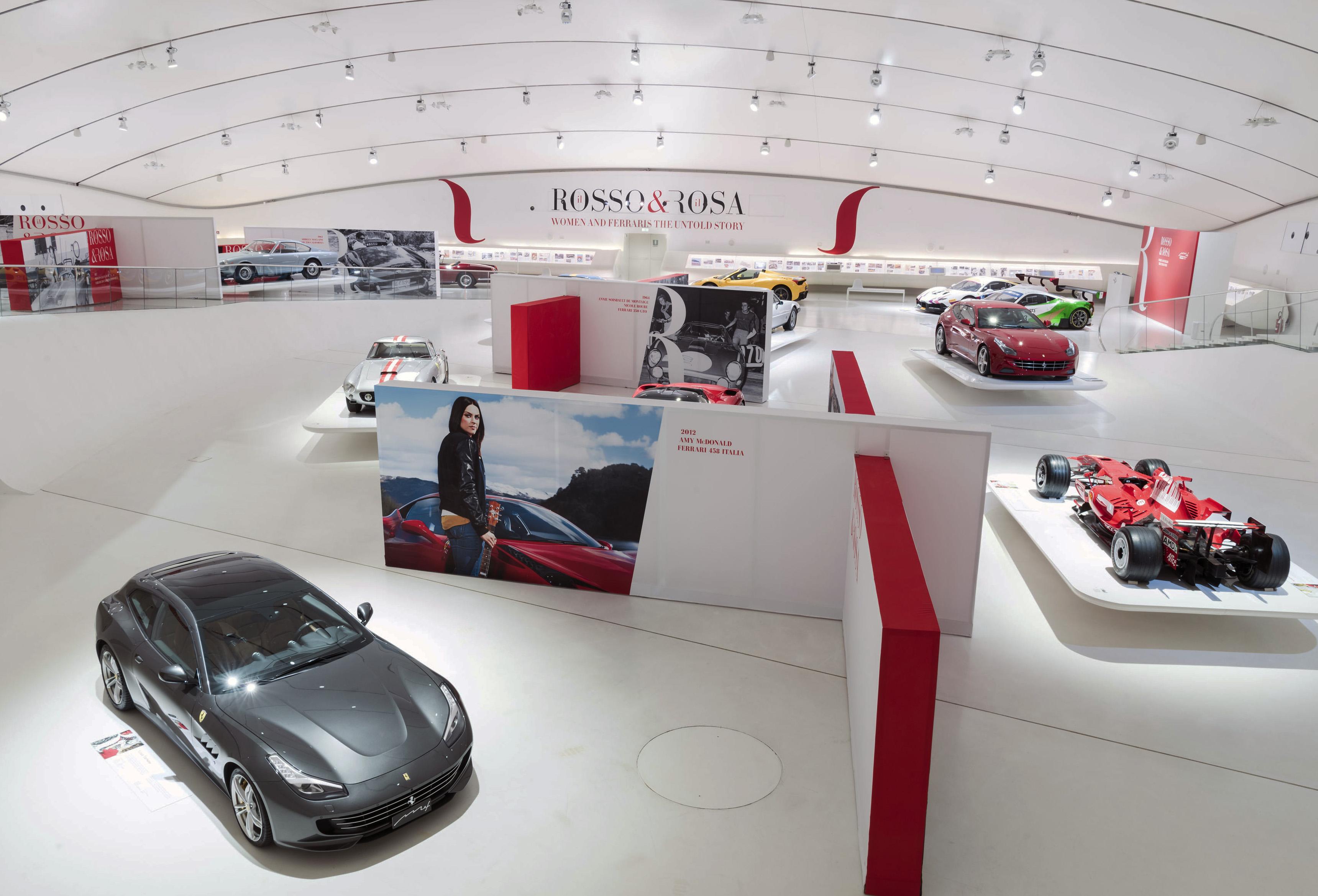 Ferrari Museum celebrates Women and Ferrari – WHEELS.ca f2e64ddf67