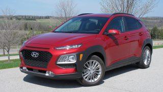 Review: 2018 Hyundai Kona CUV