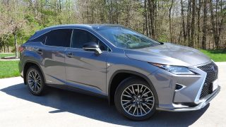 2018 Lexus RX 450h review