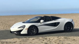 McLaren Marks North American Milestone