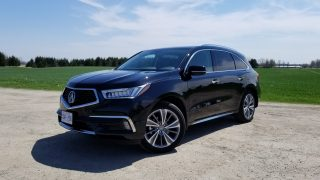 Review 2018 Acura MDX