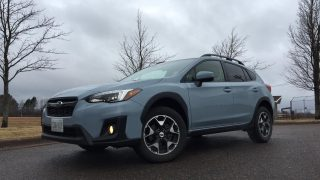 Review 2018 Subaru Crosstrek Sport