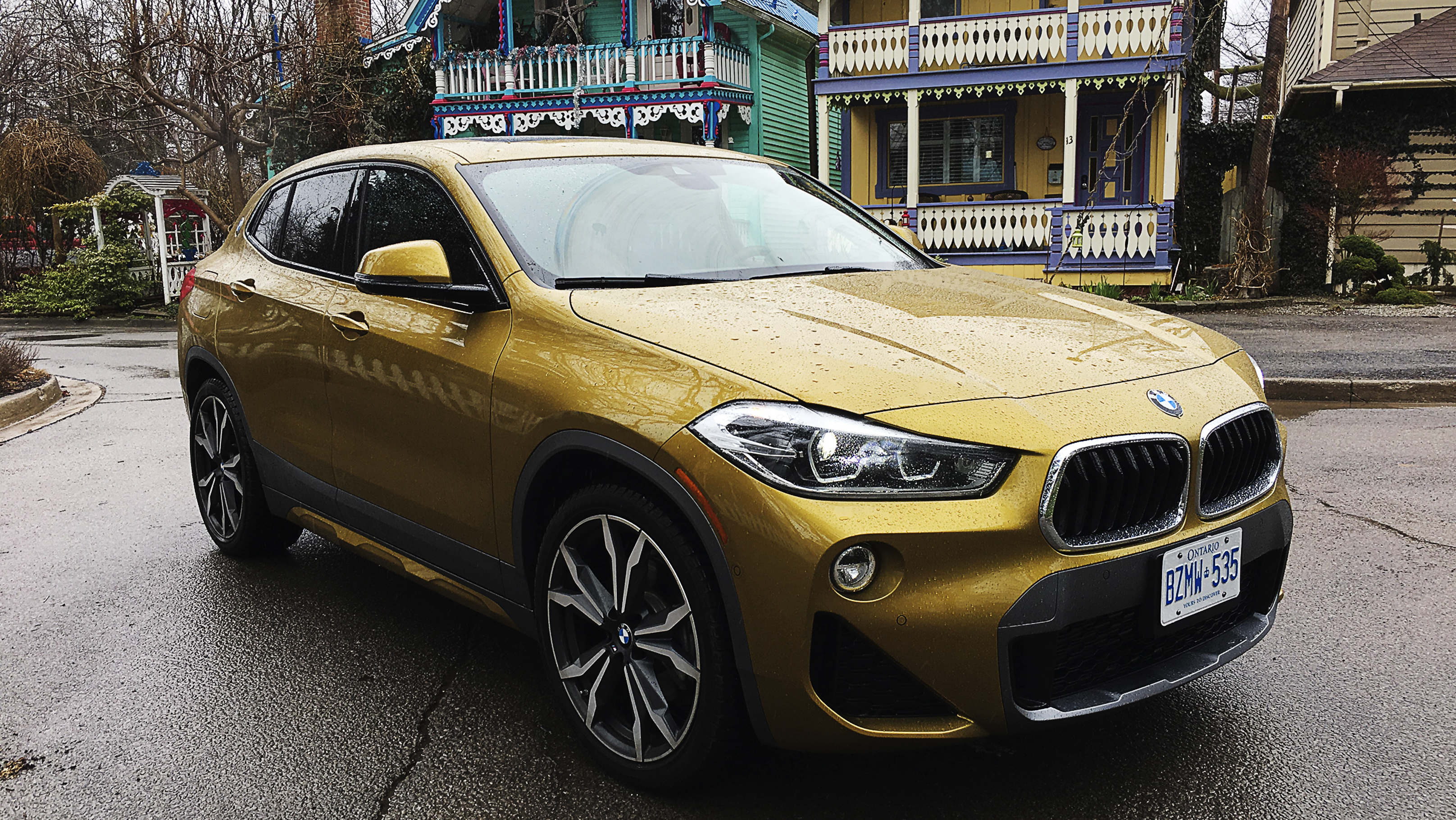 Road Trip 2018 BMW X2 to Niagara