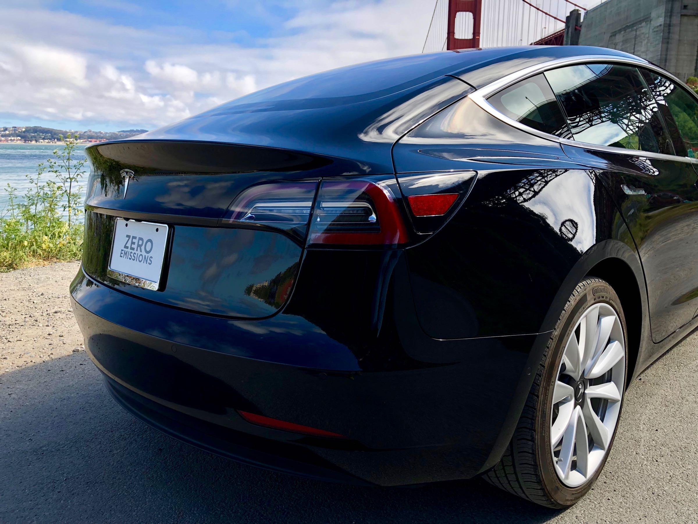 Review: 2018 Tesla Model 3 - WHEELS.ca