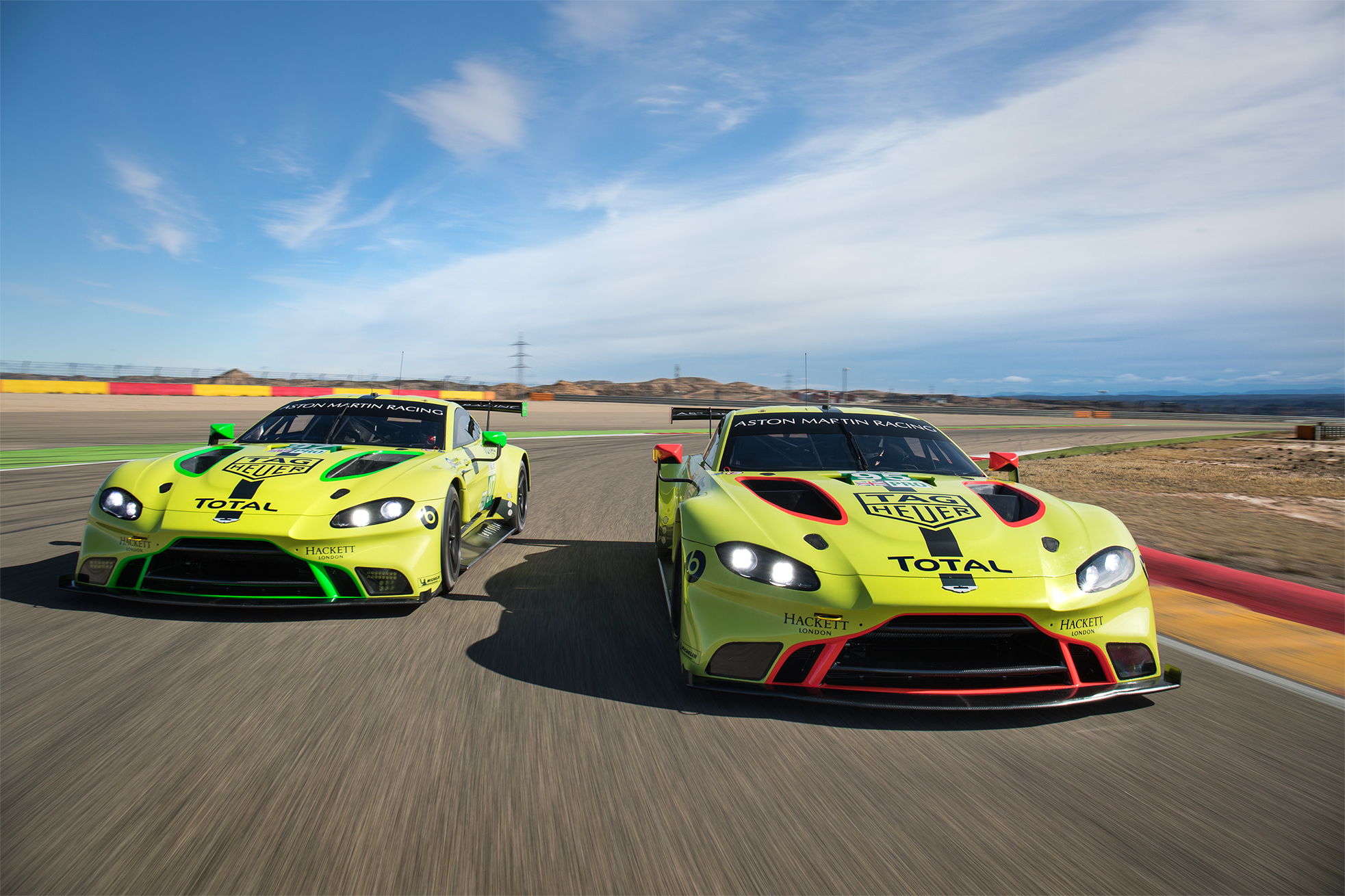 TrackWorthy - Aston Martin Vantage GTE to make its racing debut at Spa-Francorchamps (1)