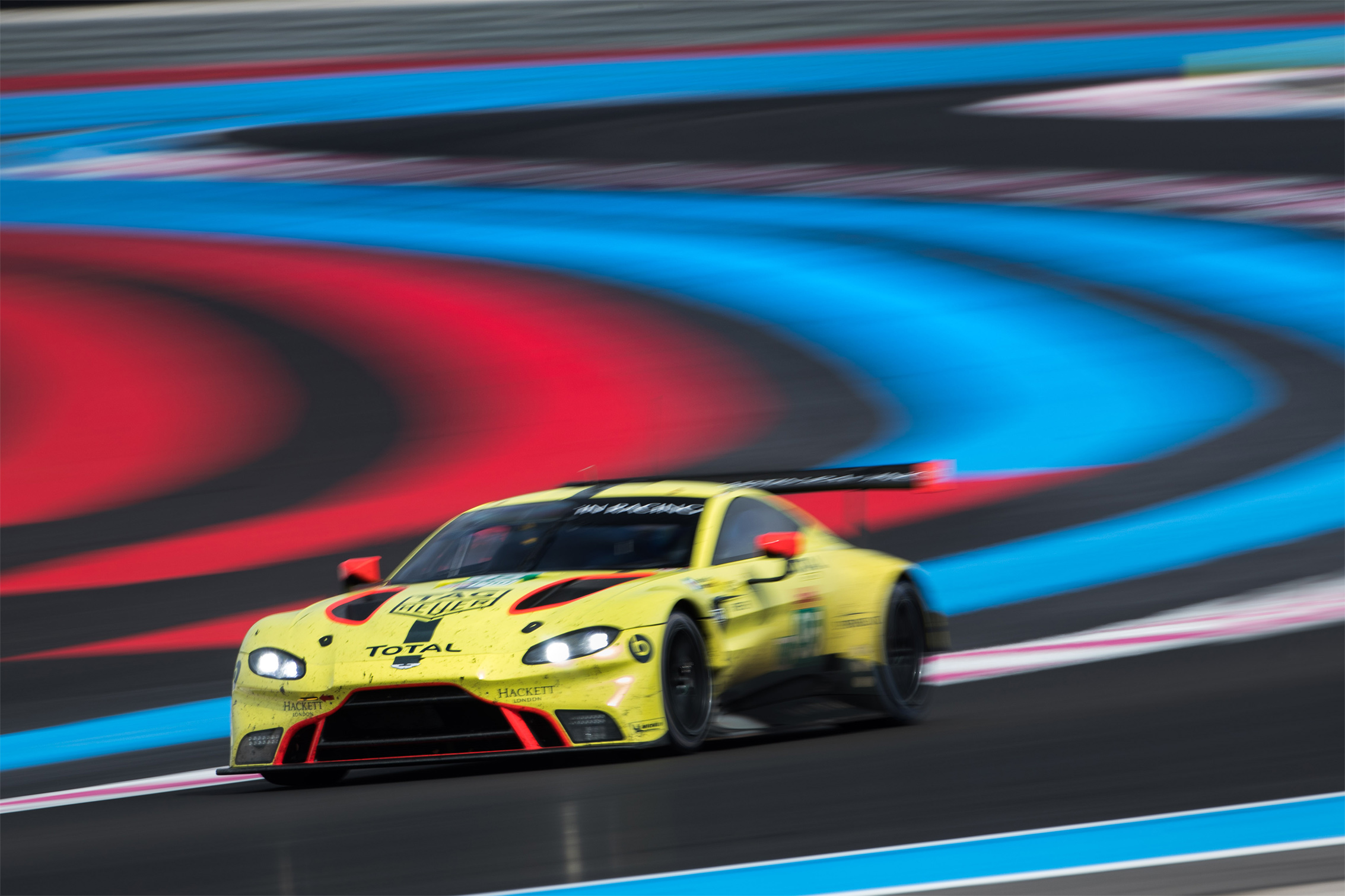 TrackWorthy - Aston Martin Vantage GTE to make its racing debut at Spa-Francorchamps (4)