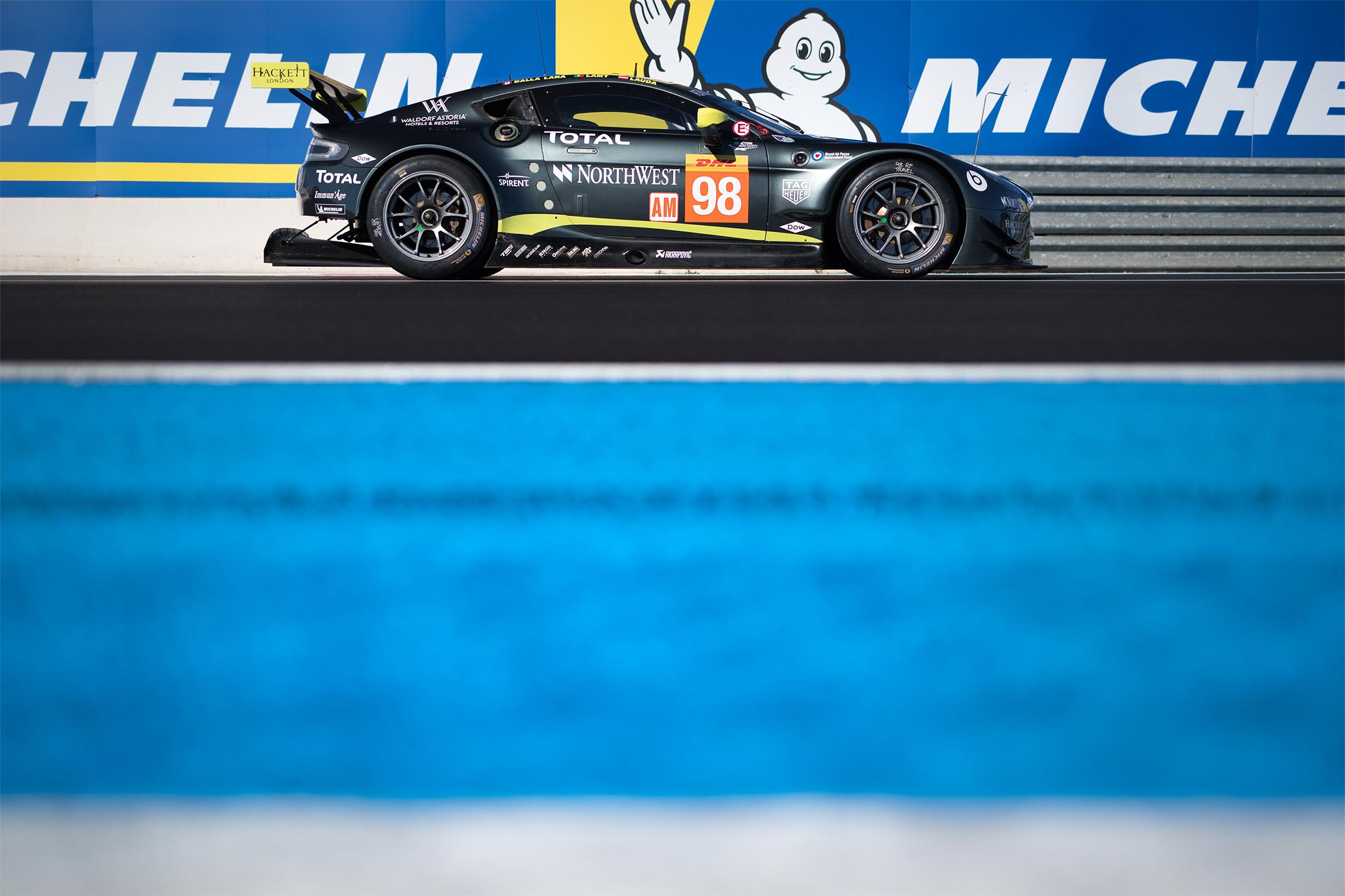 TrackWorthy - Aston Martin Vantage GTE to make its racing debut at Spa-Francorchamps (5)