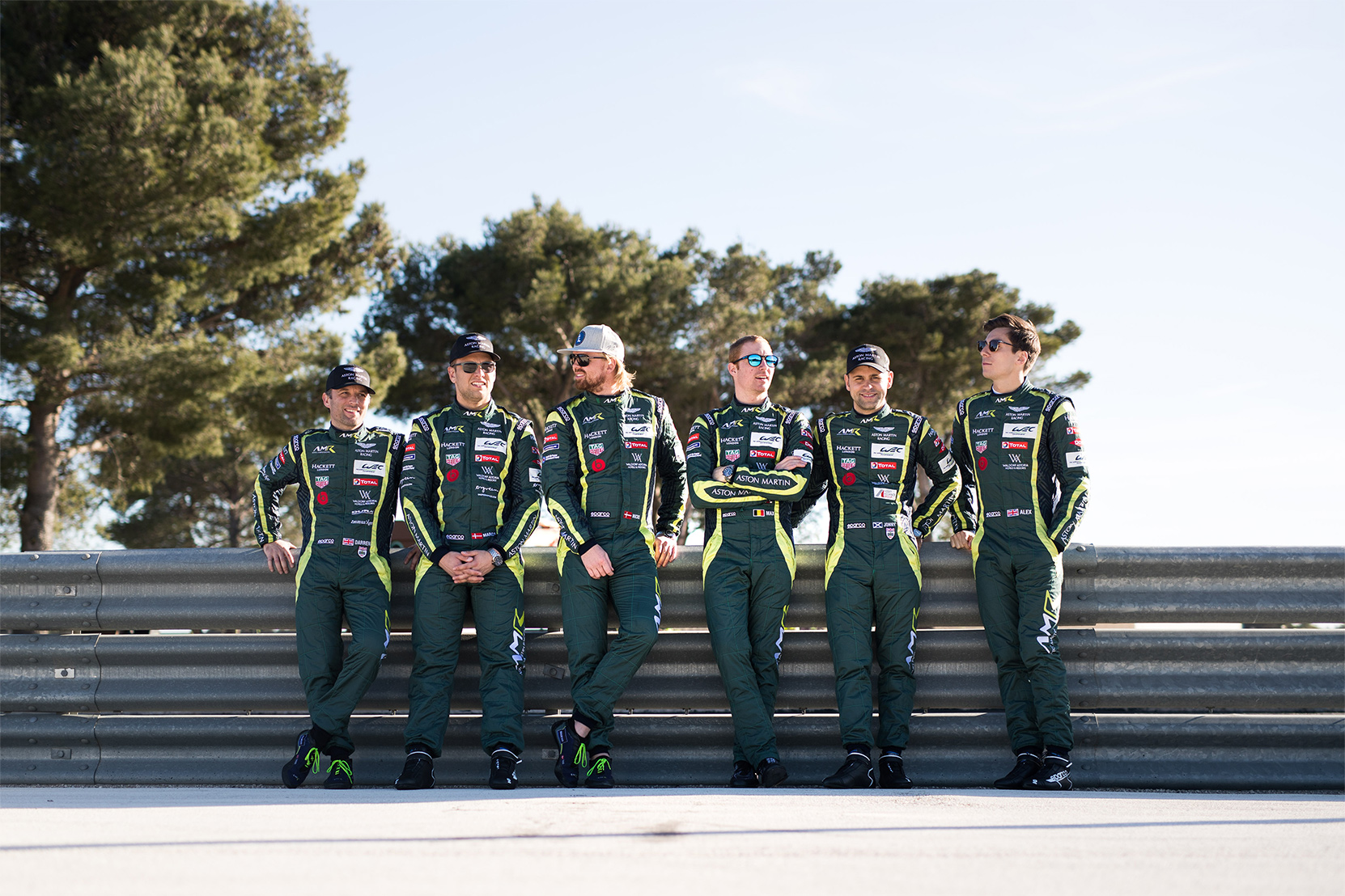 TrackWorthy - Aston Martin Vantage GTE to make its racing debut at Spa-Francorchamps (6)