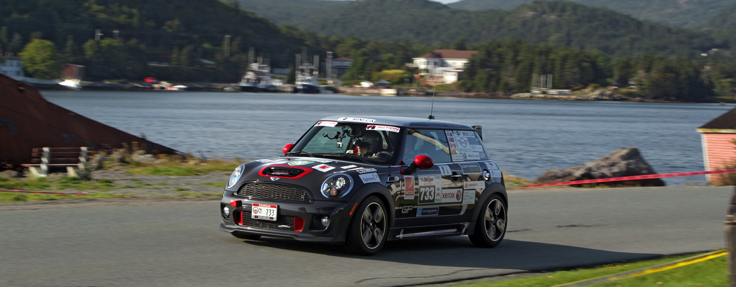 TrackWorthy - MINI Canada shows commitment to Canadian motorsport (1)
