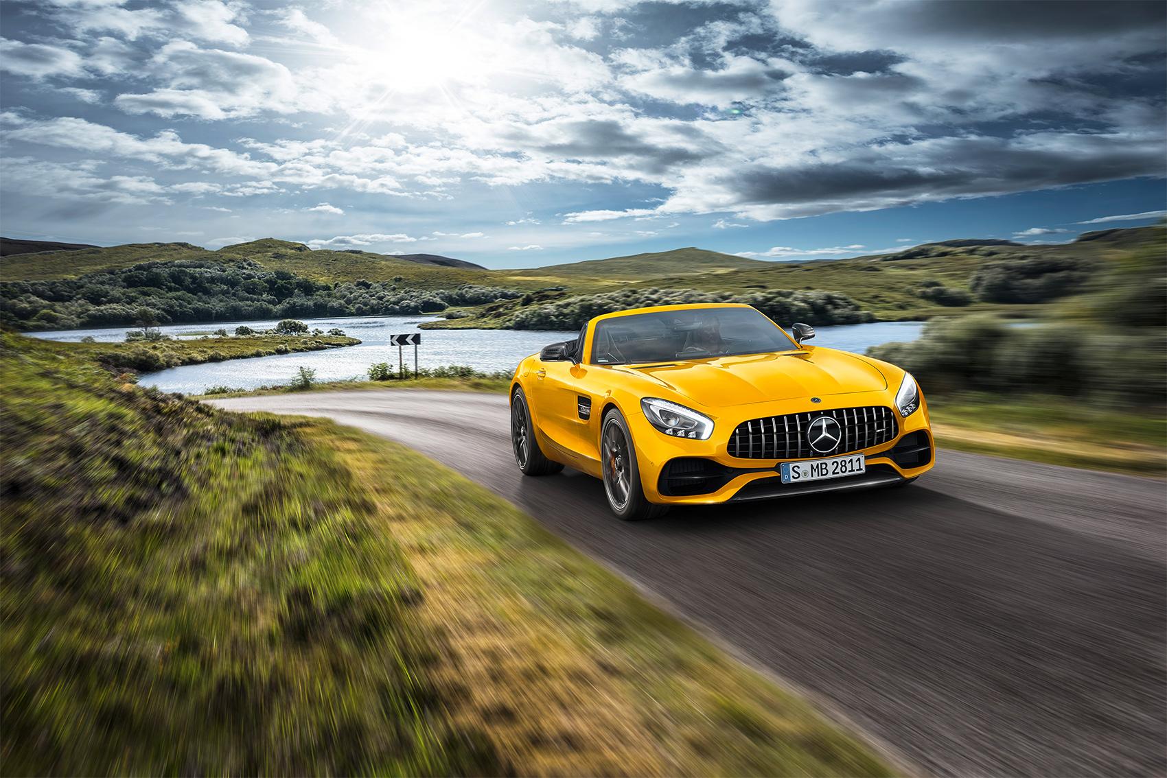 TrackWorthy - Mercedes-AMG GT S Roadster (1)