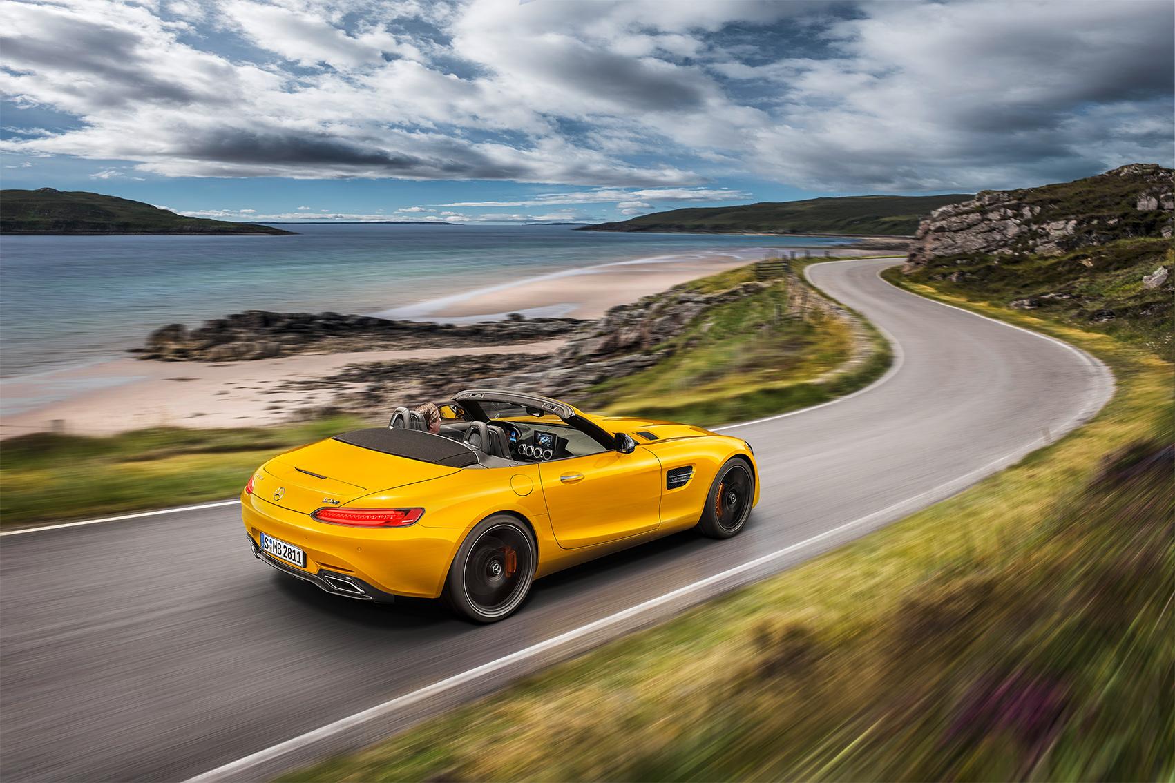 TrackWorthy - Mercedes-AMG GT S Roadster (2)