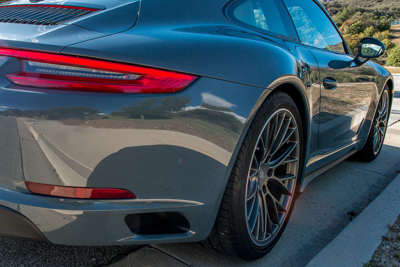 TrackWorthy - Porsche 911 C4S 991.2 - Canyon Roads - 05