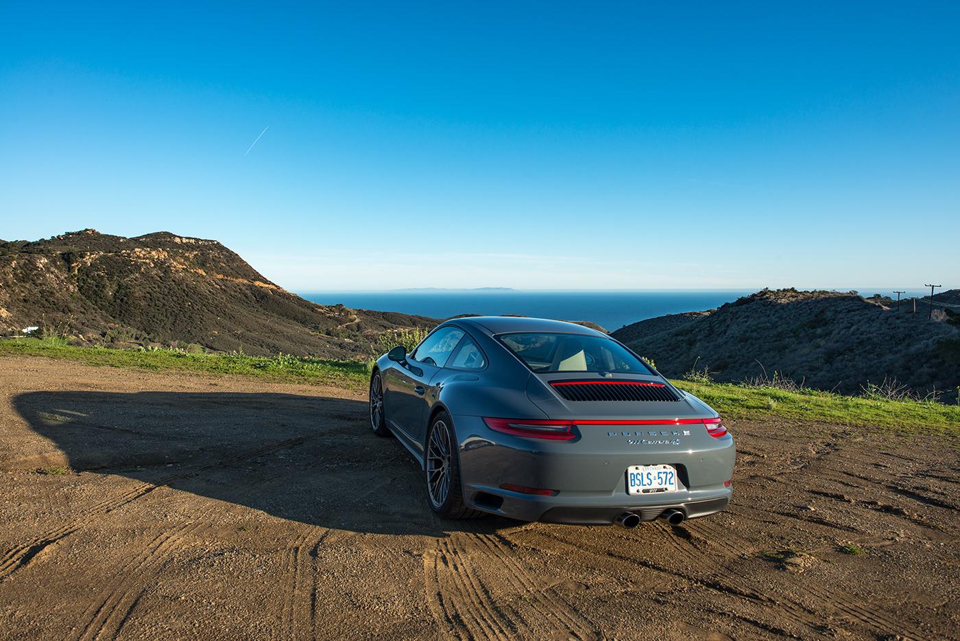 TrackWorthy - Porsche 911 C4S 991.2 - Canyon Roads - 06