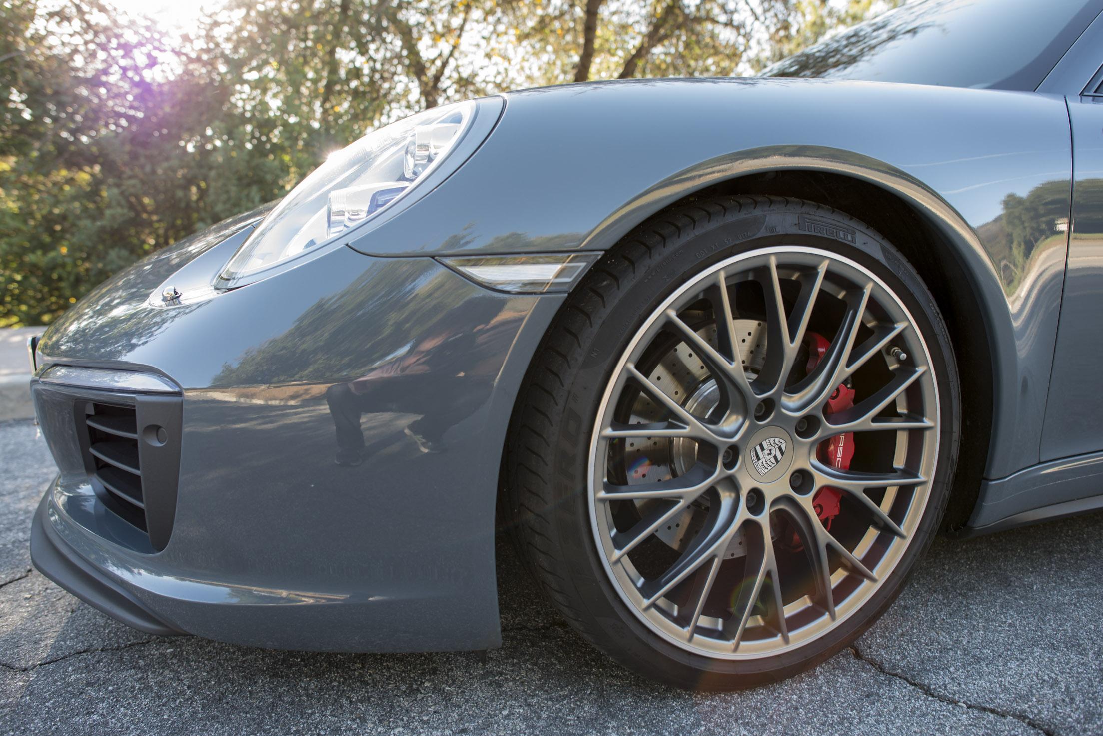 TrackWorthy - Porsche 911 C4S 991.2 - Canyon Roads - 07