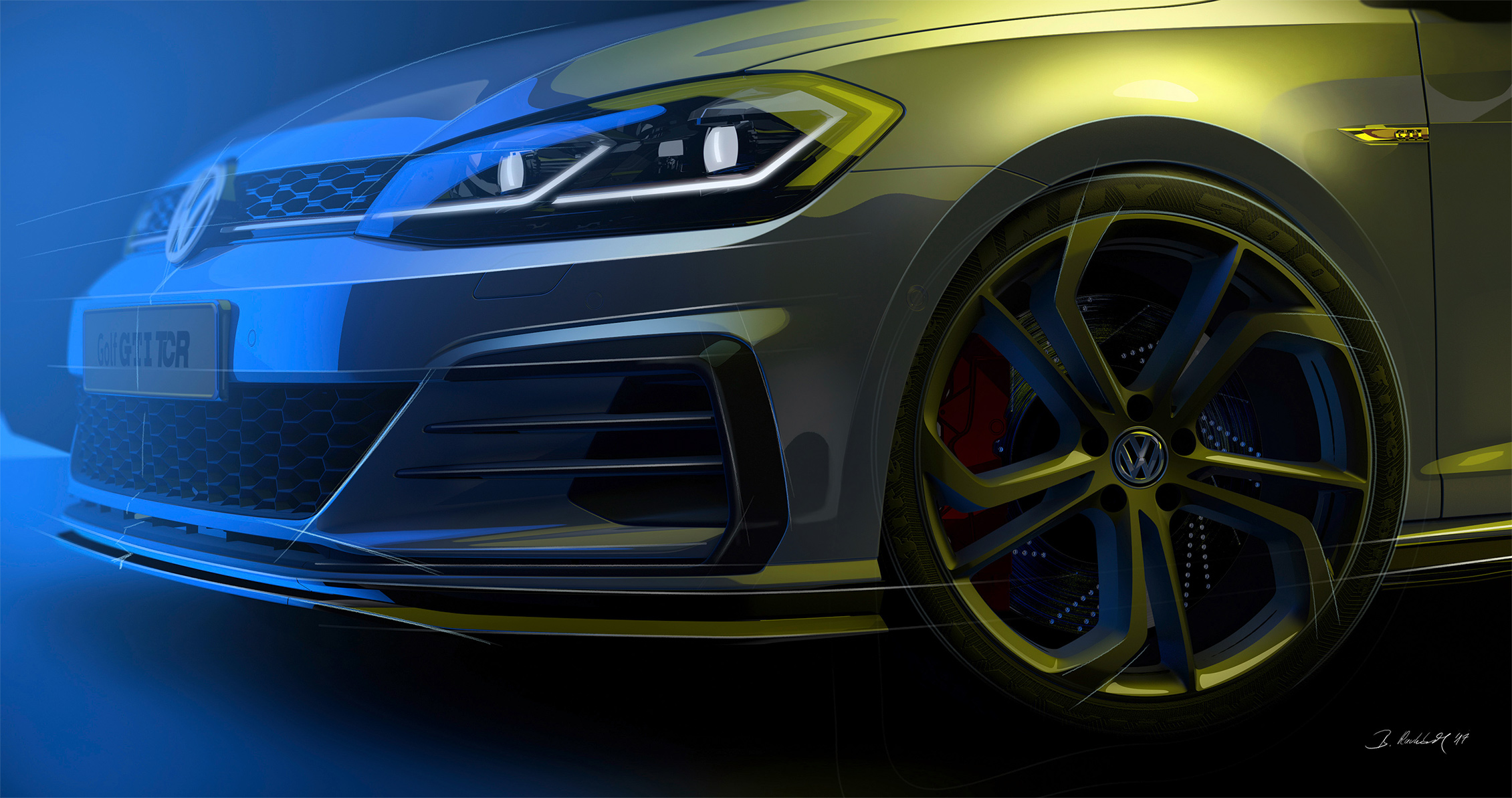 TrackWorthy - Volkswagen Golf GTI TCR (2)