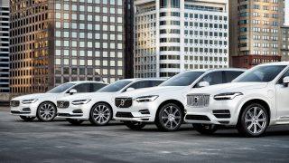 Volvo Drops Diesels