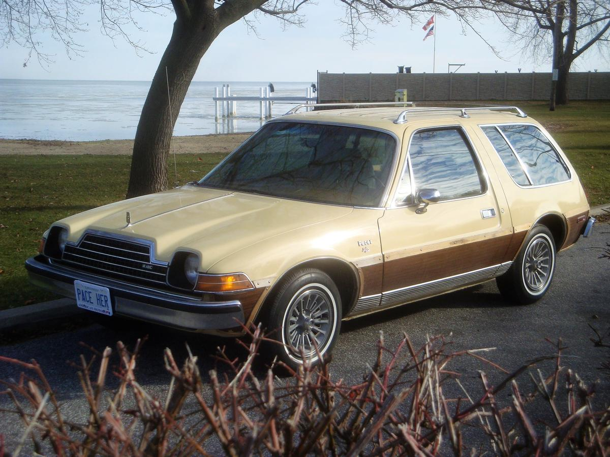 Eye Candy: 1979 AMC Pacer