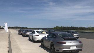 Porsche Track Experience