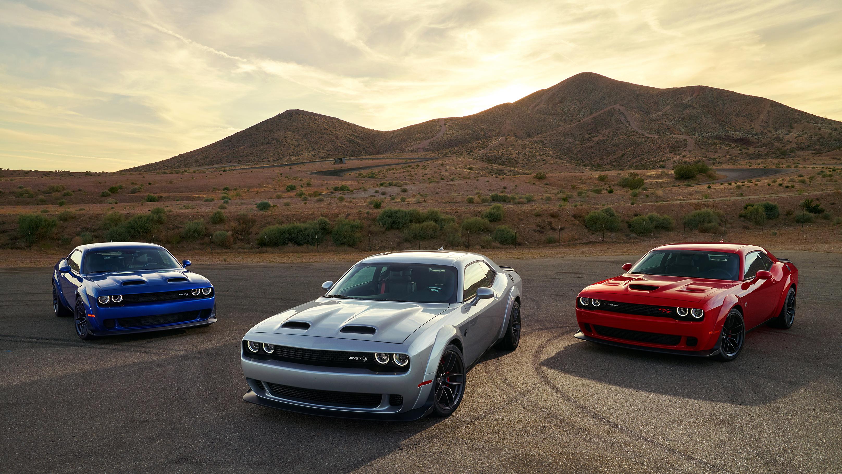 Dodge Challenger redeye