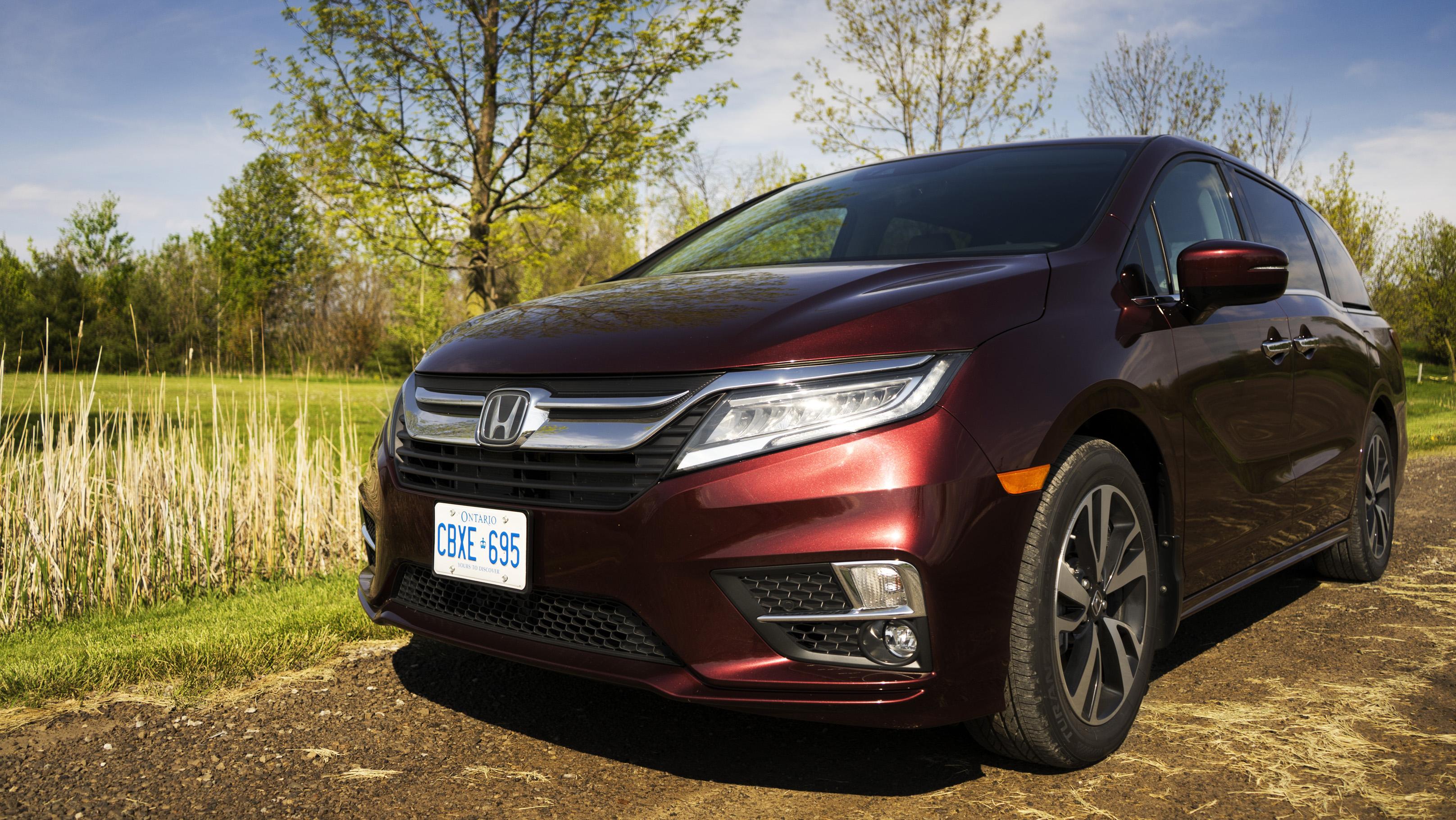 Review: 2018 Honda Odyssey – WHEELS ca