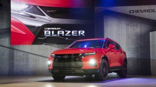 Chevrolet Brings The Blazer Back For 2019 Wheelsca