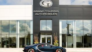 Bugatti opens Toronto showroom