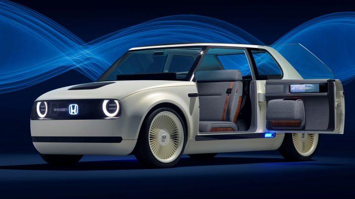 Honda earns Best Concept Car Award