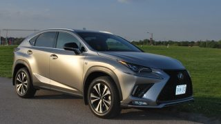 Review: 2018 Lexus NX 300