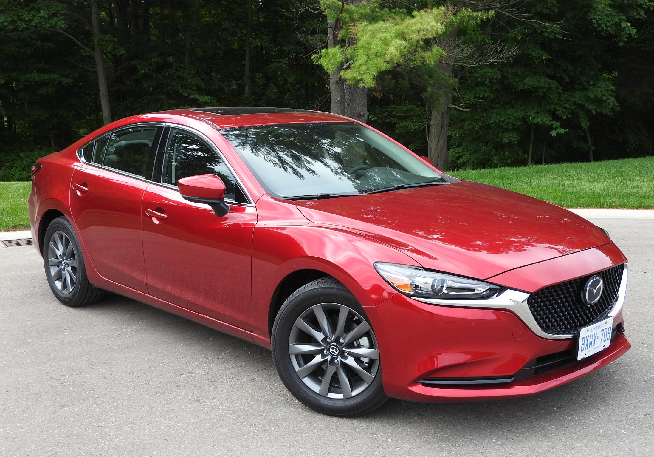 Review: 2018 Mazda6