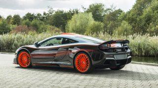 McLaren 675LT Supercar