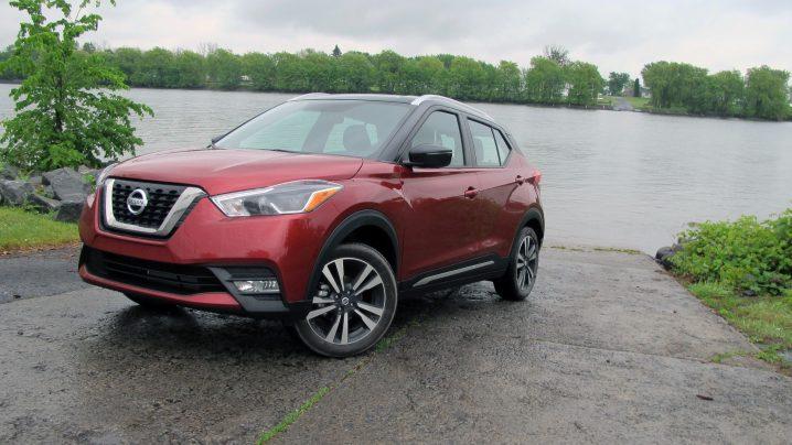 First Drive: 2018 Nissan Kicks