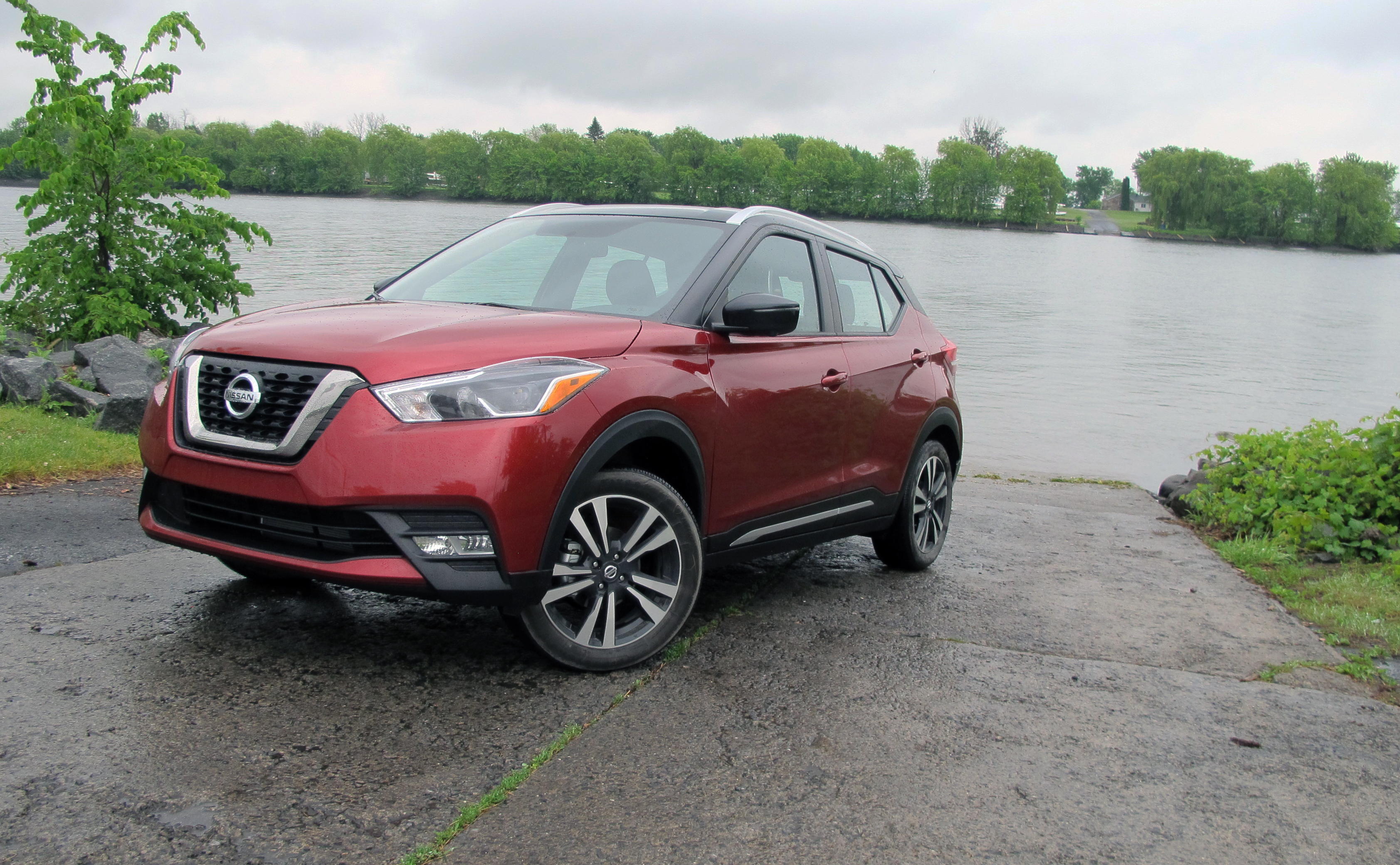 First Drive: 2018 Nissan Kicks