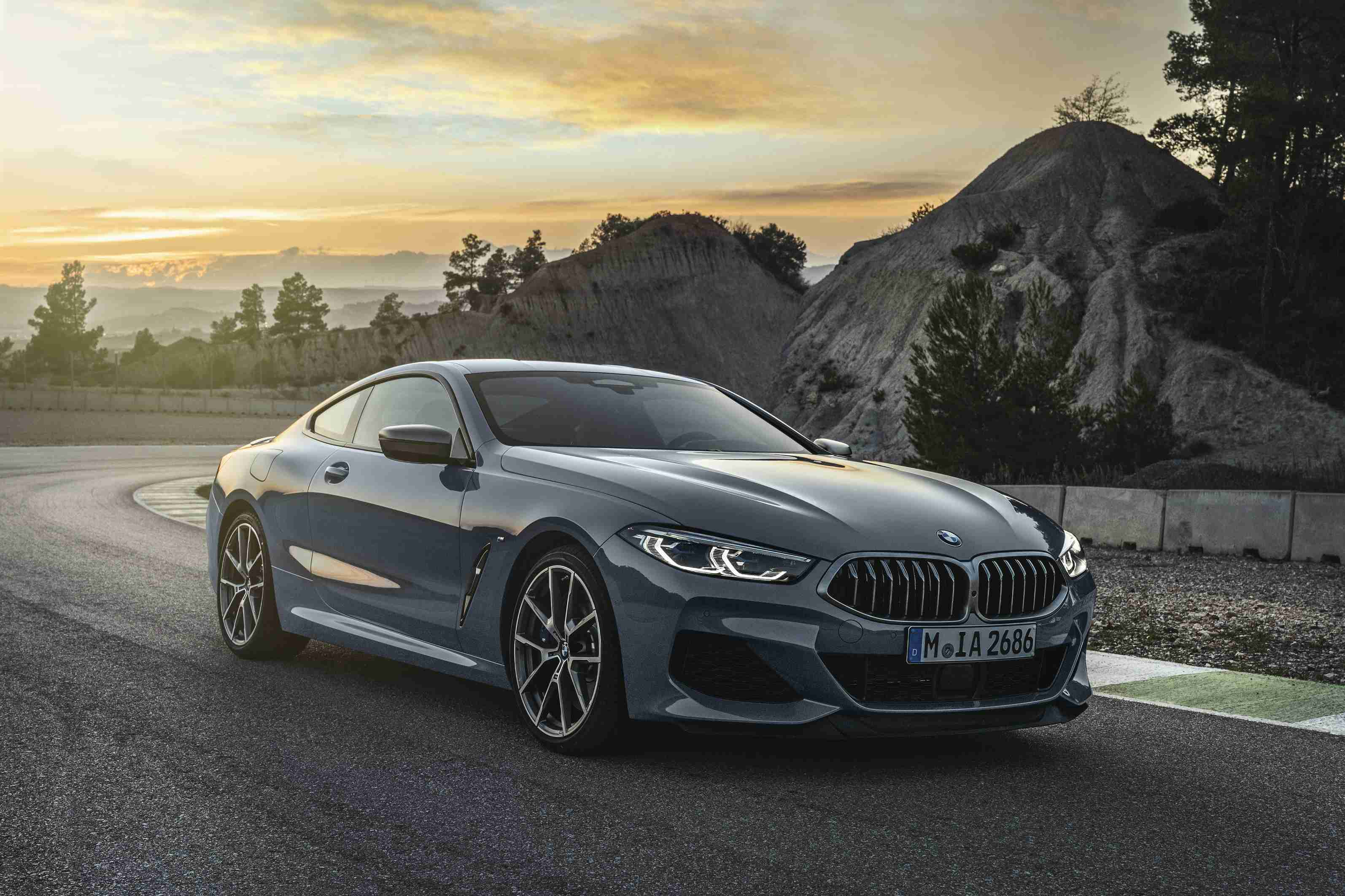 2019 8 Series coupe