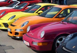 Porsche's 70th anniversary