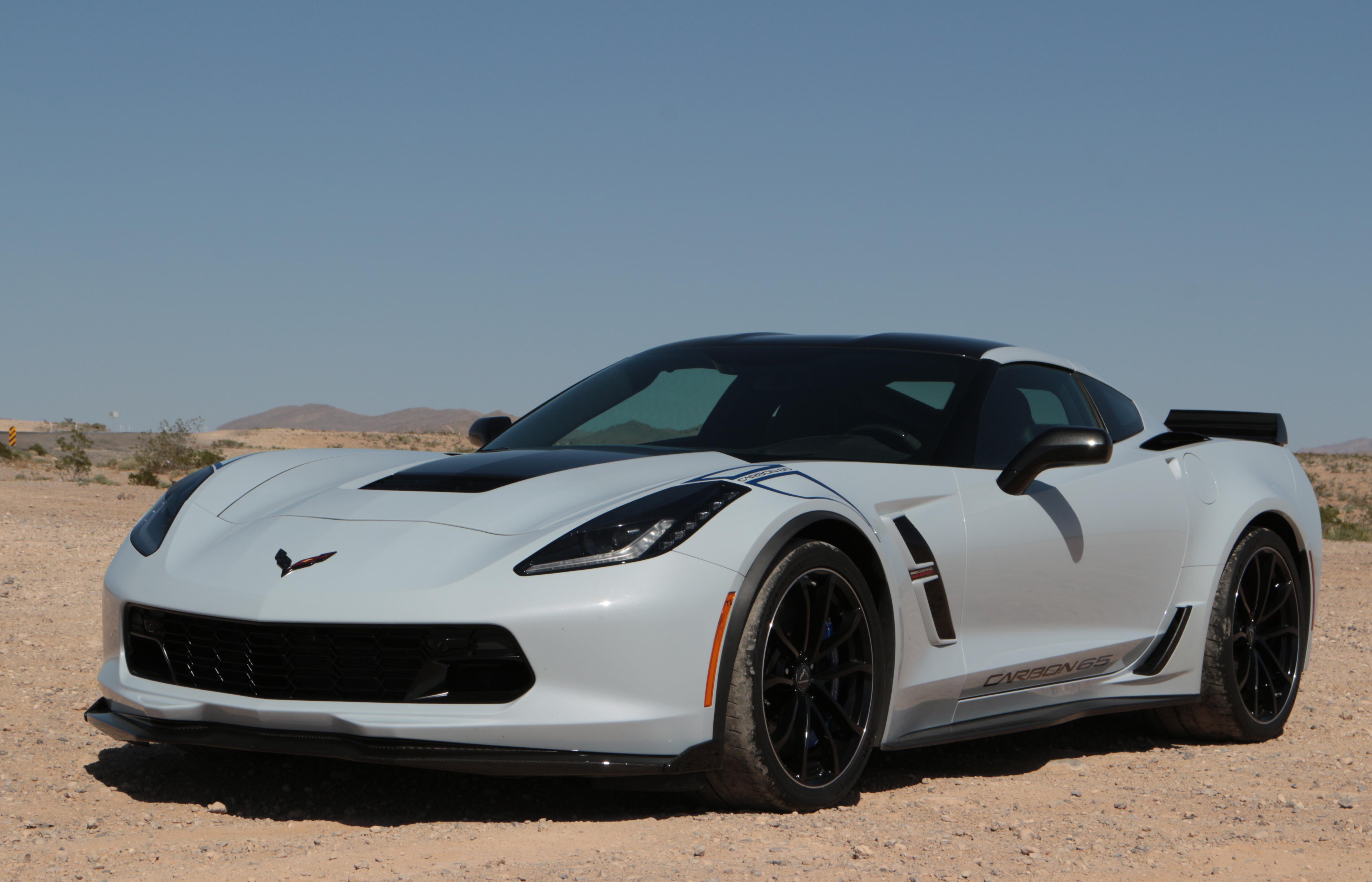 Review: 2018 Chevrolet Corvette Grand Sport Carbon 65
