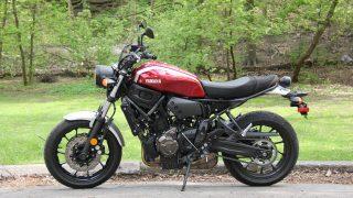 Review 2018 Yamaha XSR700