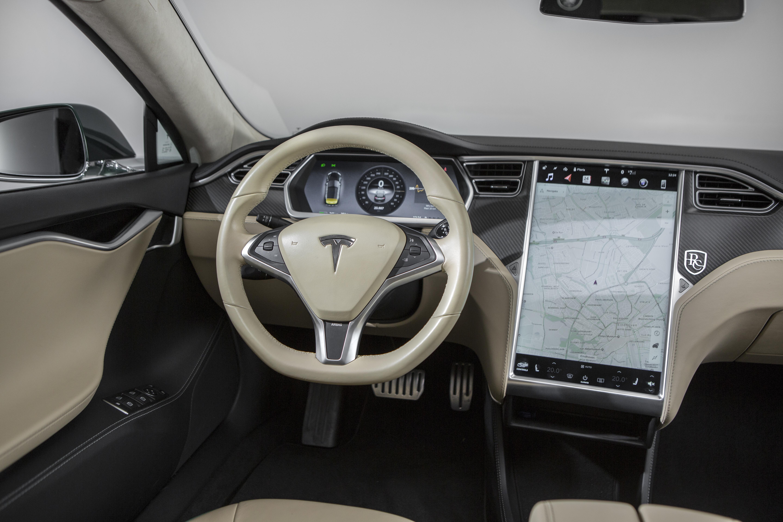 Dutch Coach Builder RemetzCar Reveals Stunning Model S Shooting ...